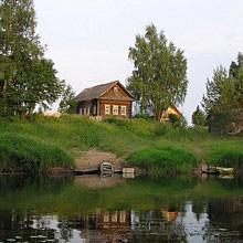 Смотреть фото русской деревни